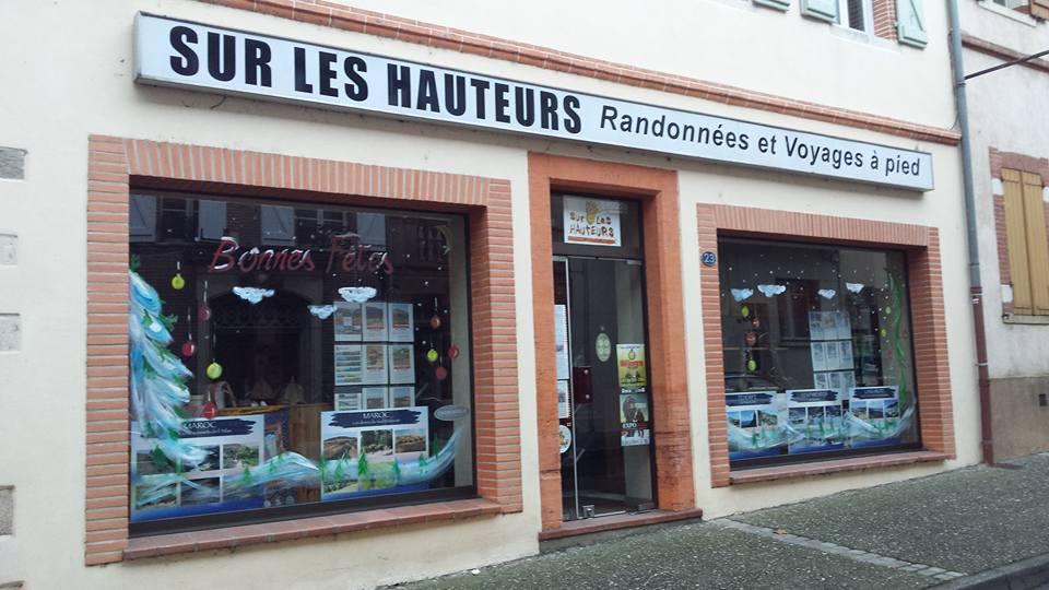 Logo Sur les Hauteurs, Carbonne (France)